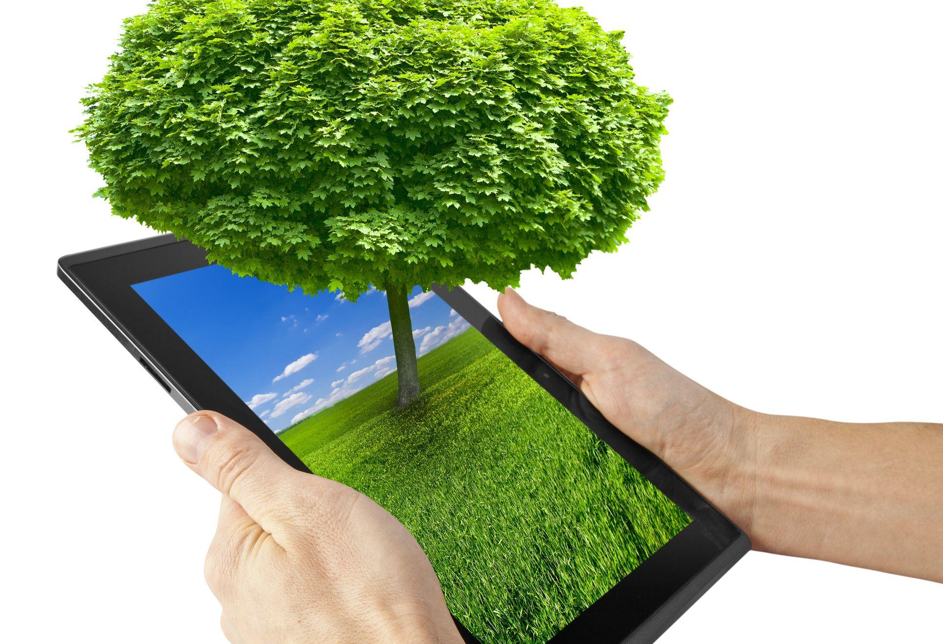 Le Green IT pour réduire les actes humains néfastes pour l'environnement